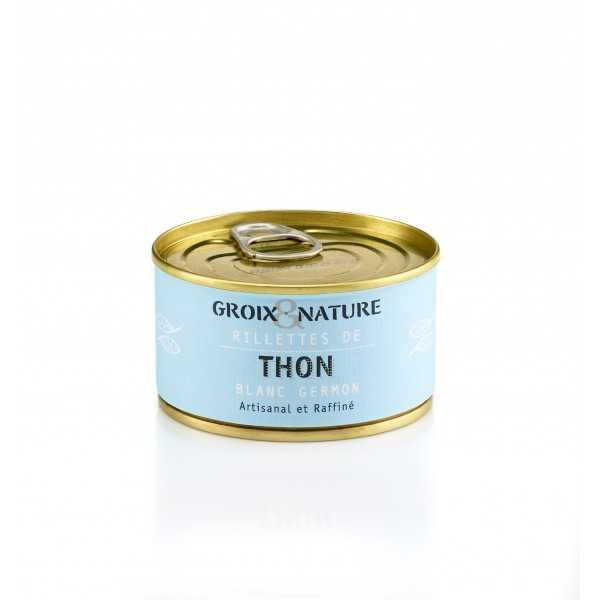 White Germon Tuna rillettes