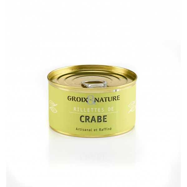 Rillettes de Crabe 130gr
