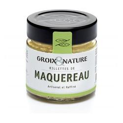 Mackerel rillettes
